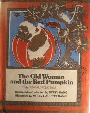 The Old Woman and the Red Pumpkin cover